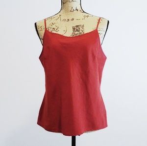 Other - Red Cami - NWOT